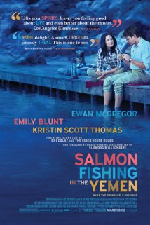 Watch Salmon Fishing in the Yemen Online