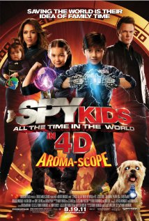 Watch Spy Kids: All the Time in the World in 4D Online