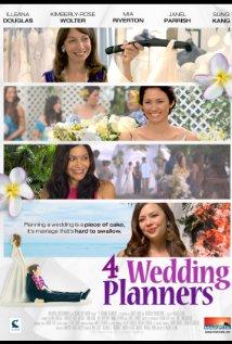 Watch 4 Wedding Planners Online