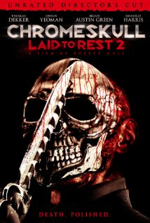 Watch ChromeSkull: Laid to Rest 2 Online