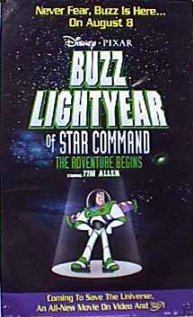 Watch Buzz Lightyear of Star Command: The Adventure Begins Online
