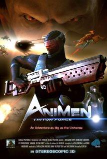 Watch AniMen: Triton Force Online