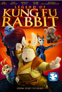 Watch Legend of Kung Fu Rabbit Online