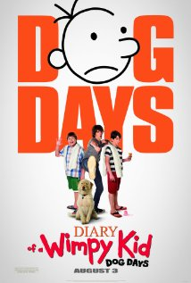Watch Diary of a Wimpy Kid: Dog Days Online