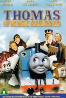 Watch Thomas and the Magic Railroad Online