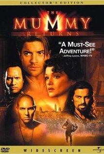 Watch The Mummy Returns Online