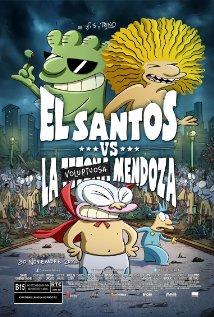 Watch El Santos VS la Tetona Mendoza Online