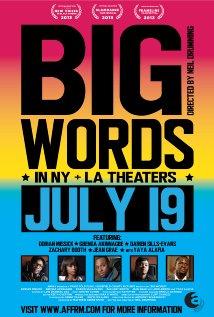 Watch Big Words Online