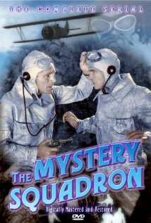 Watch The Mystery Squadron Online
