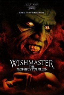 Watch Wishmaster 4: The Prophecy Fulfilled Online