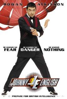 Watch Johnny English Online