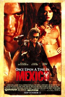 Watch Once Upon a Time in Mexico Online
