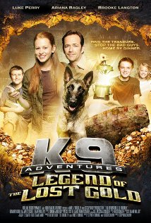 Watch K-9 Adventures: Legend of the Lost Gold Online