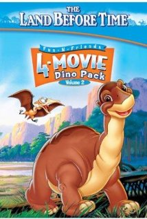 Watch The Land Before Time VIII: The Big Freeze Online