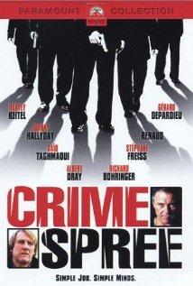 Watch Crime Spree Online