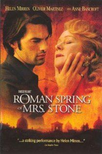 Watch The Roman Spring of Mrs. Stone Online