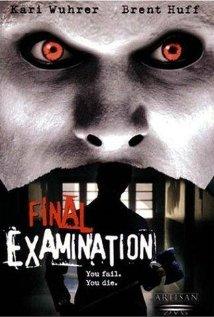 Watch Final Examination Online