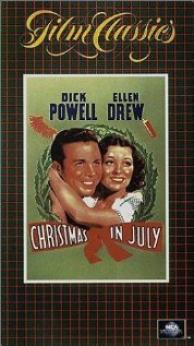 Watch Christmas in July Online