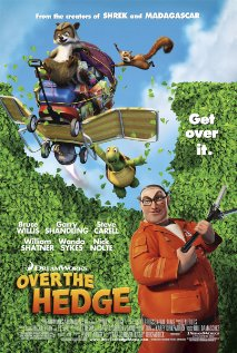 Watch Over the Hedge Online