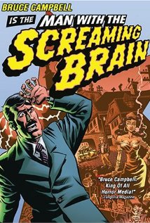 Watch The Man With the Screaming Brain Online