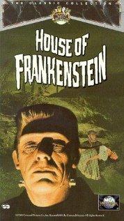 Watch House of Frankenstein Online