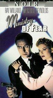 Watch Ministry of Fear Online