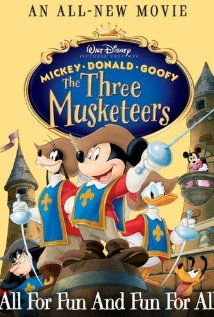 Watch Mickey, Donald, Goofy: The Three Musketeers Online