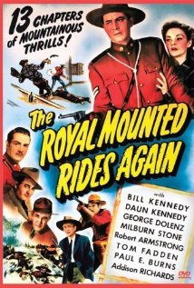 Watch The Royal Mounted Rides Again Online