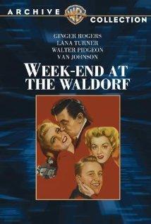 Watch Week-End at the Waldorf Online
