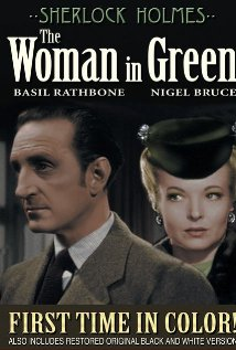 Watch The Woman in Green Online
