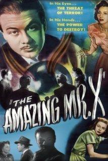 Watch The Amazing Mr. X Online