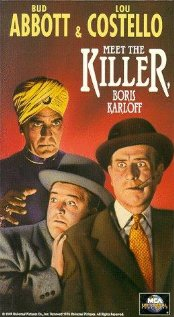 Watch Abbott and Costello Meet the Killer, Boris Karloff Online