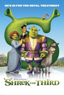 Watch Shrek the Third Online