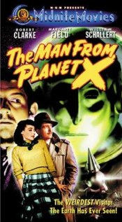 Watch The Man from Planet X Online