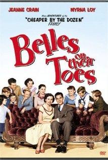 Watch Belles on Their Toes Online
