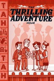 Watch Thrilling Adventure Hour Live Online