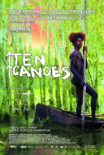 Watch Ten Canoes Online