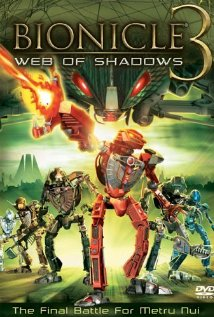 Watch Bionicle 3: Web of Shadows Online
