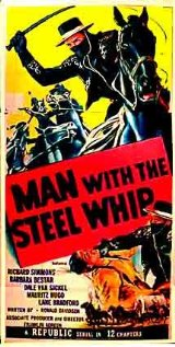 Watch Man with the Steel Whip Online