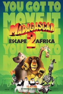 Watch Madagascar: Escape 2 Africa Online