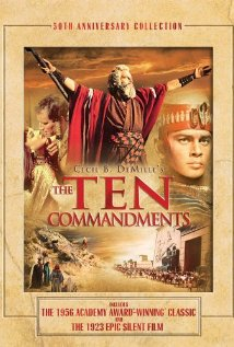 Watch The Ten Commandments Online