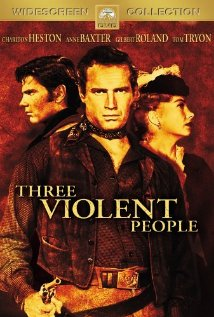 Watch Three Violent People Online