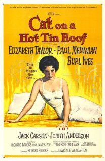 Watch Cat on a Hot Tin Roof Online