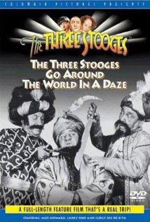 Watch The Three Stooges Go Around the World in a Daze Online