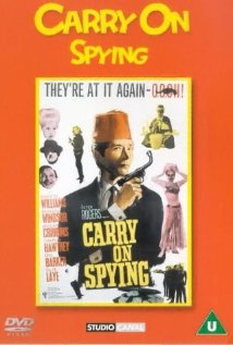 Watch Carry On Spying Online