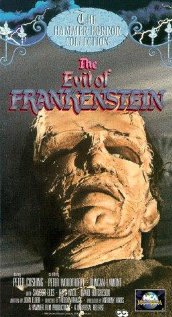Watch The Evil of Frankenstein Online