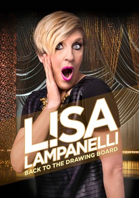 Lisa Lampanelli: Back to the Drawing Board