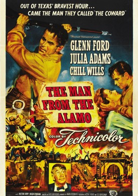 Watch The Man from the Alamo Online