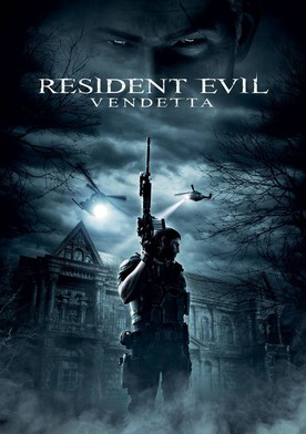 Watch Resident Evil: Vendetta Online