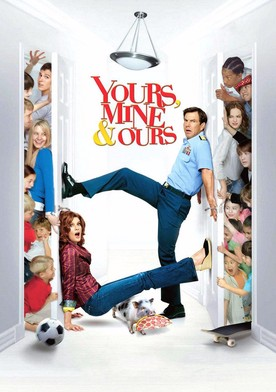 Watch Yours, Mine & Ours Online